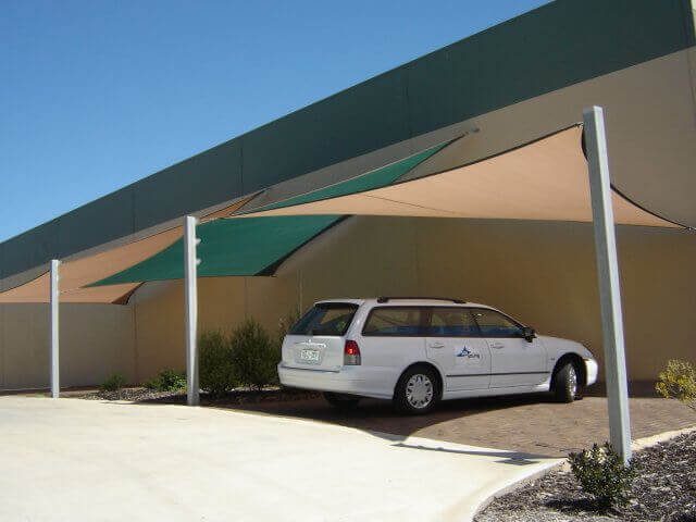 shade -  protection -  voiles